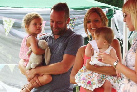 Baby namings Croianna Bradshaw